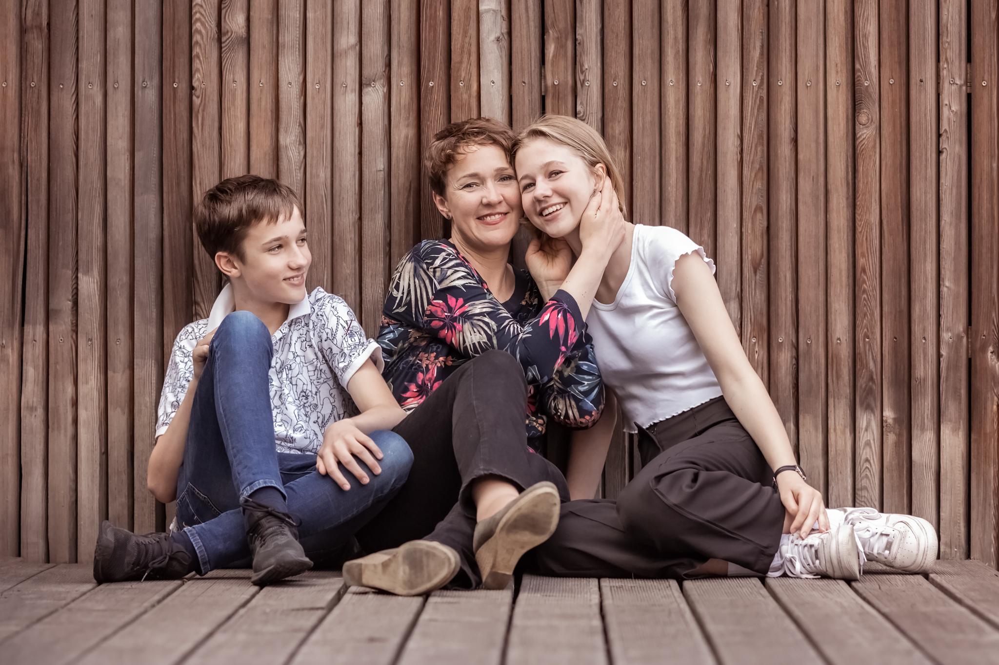 FAMILY- moments by joanna